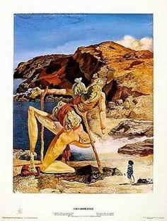 Salvador Dali, Fine Art, Art Prints, Painting, Artists, Google, Figurative, Pintura, Art