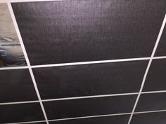 DIY Drop Ceiling Makeover                                                                                                                                                                                 More