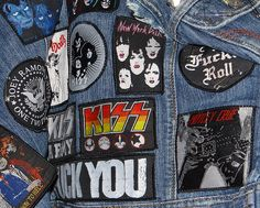 Frida's denim jacket