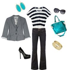 This outfit is way cute(: