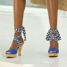 Lunetta Wrap Shoe from ASHRO