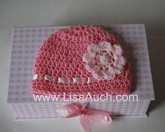How to crochet a hat-crochet baby hat pattern-free crcohet patterns-crochet crochet. @Jennifer DiBerardino