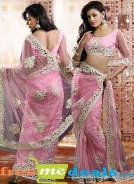Wedding specials on :-  http://www.freemedeals.com/search/sarees