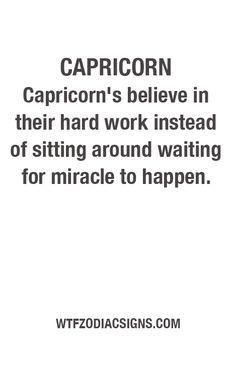 Capricorn - WTF #Zodiac #Signs Daily #Horoscope plus #Astrology !