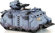 Warhammer 40k - Space Marine Unit Variations: Space Wolves