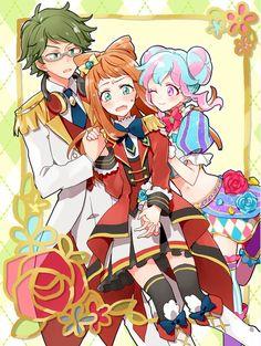Kanata with Ako and Kirara???!!