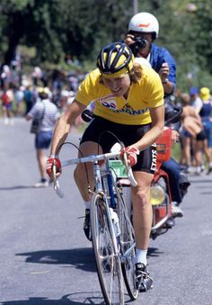 Marianne Martin (b 1957) won the first Tour de France for women (1984)