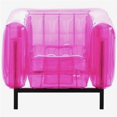 This type of photo is unquestionably an extraordinary design philosophy. Take A Seat, Love Seat, Cool Furniture, Furniture Design, Glass Furniture, 3d Nature Wallpaper, Inflatable Furniture, Wood Chair Design, Neon Bedroom