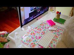 Desk Makeover Diy Organization My Essentials
