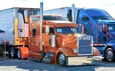 Show Trucks, Big Rig Trucks, Dump Trucks, Trucks For Sale, Peterbilt, Freightliner Trucks, Heavy Duty Trucks, Heavy Truck, Custom Big Rigs