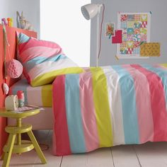 Transat Child's Duvet Cover and Pillowcase Set LES PETITS PRIX