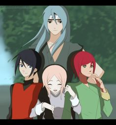 Team That Once Was Shikamaru, Naruto Shippuden, Naruto Oc Characters, Innocent Girl, Character Sheet, Hanging Out, Deviantart, Cute, Anime