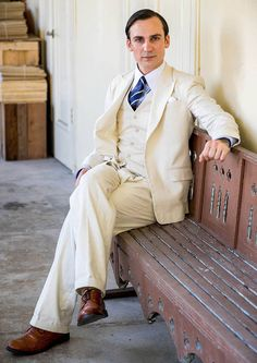 Henry Lloyd-Hughes as Ralph Whelan in 'Indian Summers' (2015). Although set in Simla, India the series was actually filmed in Penang, Malaysia.
