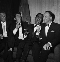 """""""I DON'T WANT ANYBODY IN HERE WITHOUT COATS AND TIES,"""" SINATRA SNAPPED."""