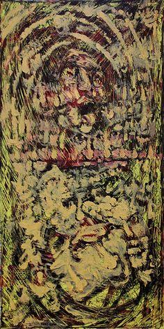 """""""BEICHTE UNTER VERSCHÄRFTEN BEDINGUNGEN""""  Öl auf Leinwand  2010  50x100cm  von Stefan Kubicka  www.stefankubicka.at"""