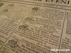 New York Evening Post edition from 1802 (Oldest daily newspaper in the US and founded by Alexander Hamilton) Ap Us History, Alexander Hamilton, Founding Fathers, Upcoming Events, Newspaper, How To Apply, York, Feelings, Journaling File System