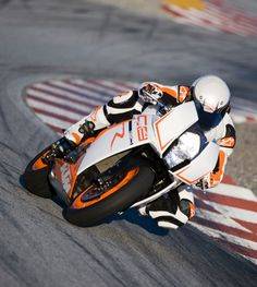 KTM Sport Bike...Yeah buddy...