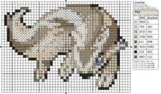 Linoone by Makibird-Stitching.deviantart.com on @DeviantArt