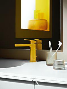 JINGLE #faucet designed for Zucchetti   #Palomba #bathroom #design