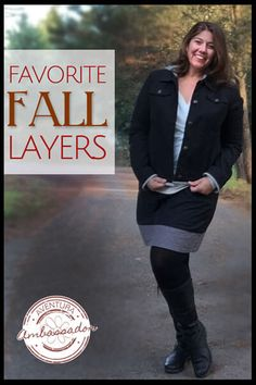 These are our favorite layering combinations from the Fall / Winter line from Aventura Clothing. Fashion with a conscience.