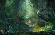 Ark: Survival Evolved VR Spinoff Ark Park Aims for Educational Dino Experience