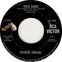 White Rabbit (Jefferson Airplane song) - Wikipedia, the free encyclopedia