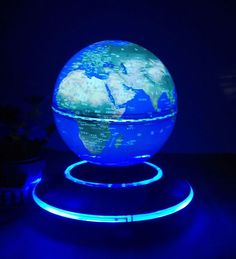 6 Inch Electronic Magnetic World Map for Business boss friend Christmas Birthday gifts Material: Plastic Brand Name: Electronic Magnetic Levitation Floating Globe Regional Feature: Europe Product Type