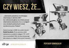 Polski inżynier Rudolf Gundlach wynalazcą odwracalnego peryskopu. Przepnij Pina! Pomóż nam promować ideę nowoczesnego patriotyzmu. Surge Polonia