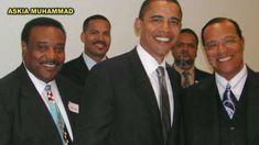 FOX NEWS: Congressional Black Caucus tried to bury 2005 Obama-Farrakhan photo photographer says