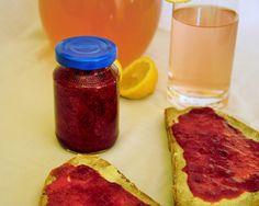 CÁCORkA: Jahodová mánie ... jahodová marmeláda a sirup