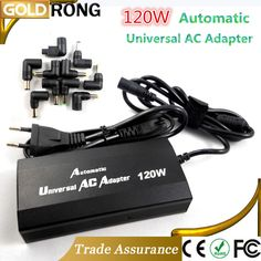 120W USB 5V 1A Laptop Battery Power Supply Universal Notebook Power Charger AC Adapter Automatic Voltage Switch