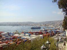 Puerto de Valparaíso, Chile, Elisa N, Blog de Viajes, Lifestyle, Travel