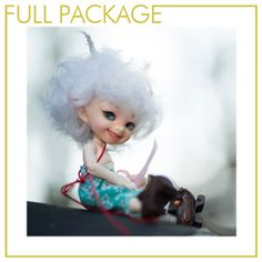 FairyLand Ball Joint Doll Shopping Mall U$493