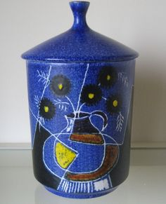 Italian Lidded Container