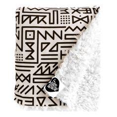 Organic Baby Blanket Mudcloth – Woolf With Me®, LLC