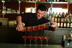 5 tips to become a better bartender-- practice at home with spirits from M1NTcellars.com!