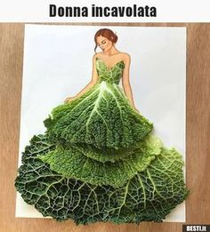 Still remember the illustration of food dressing created by American artist Edgar Artis? Edgar continue his exploration of blending fashion illustration with Moda 3d, Arte Fashion, 3d Fashion, Fashion Shoes, Fashion Dresses, Classy Fashion, Dresses Dresses, Fashion Ideas, Winter Fashion