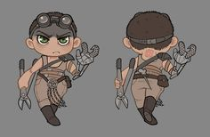 Mad Max Fury Road fan art Imperator Furiosa, Mad Max Fury Road, Fanart, Chrome, Rest, Cosplay, Anime, Poster, Character
