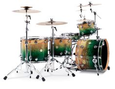 DW Exotic drum set of my dreams!!!