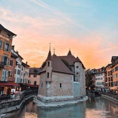 Travel to Annecy, France Annecy France, Mansions, House Styles, Travel, Viajes, Manor Houses, Villas, Mansion, Destinations