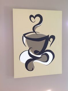 231 Best Coffee Painting Images Coffee Painting Coffee Art