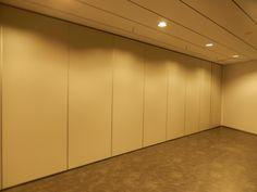 #Space #paneelwand bij ontmoetingscentrum #heerhugowaard #paneelwanden #vouwwand #schuifwand
