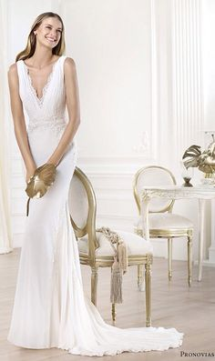 EFEFORD WEDDINGS: Pronovias 2014 Pre-collection Wedding dress.