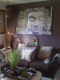 """Zen Retreat from #DIY user """"smallspace-beautifulspace"""" >> http://diy.roomzaar.com/rate-my-space/Living-Rooms/Zen-Retreat/detail.esi?oid=30304199=pinterest#"""