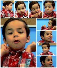 Lucas on Kids React, episode Bat Dad. | Kids, Teens ...