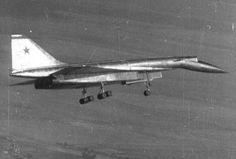 Sukhoi T-4, 1972, bomber/reconnaissance