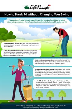 How to Break 90 in Golf Without Changing Your Swing