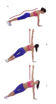 Exercises to Get Rid of Back and Armpit