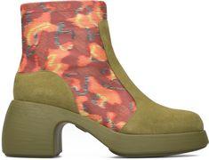 Camper Eckhaus Latta Multicolor Ankle boots Women size 10