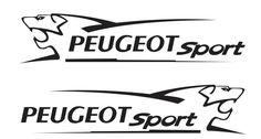 2x Peugeot Sport Car Auto Racing Sticker Aufkleber Autocollants Pegatinas Tuning Truck by Artgraphixx on Etsy